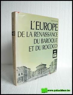 baroque et du rococo, 1969