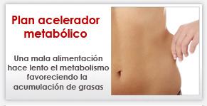 Trucos simples para acelerar el metabolismo  y bajar de peso