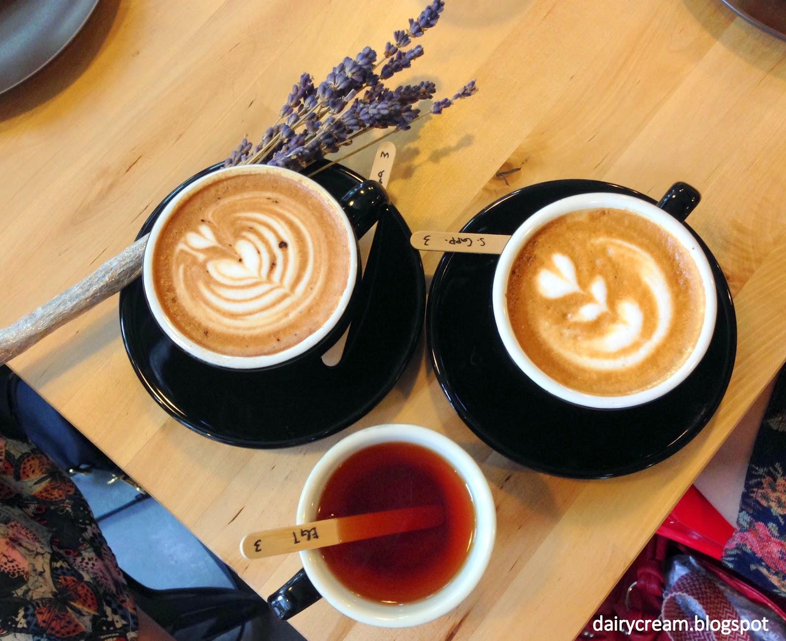 Coffee Cafe Tart Cedric Grolet