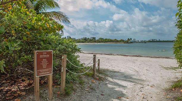 Oleta River State Park em Miami Praia