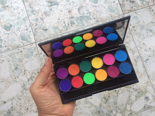 Nigerian Brands Eyeshadow