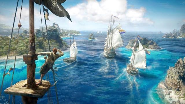 لماذا لعبة Skull and Bones لا تنتمي لسلسلة Assassin's Creed ؟ مخرج اللعب يتحدث عن السبب