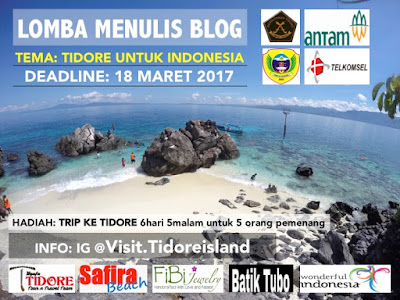 http://annienugraha.com/lomba-menulis-blog-tidore-untuk-indonesia/