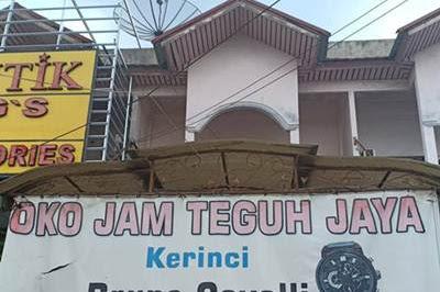 Lowongan Toko Jam Teguh Jaya Pangkalan Kerinci Juni 2018
