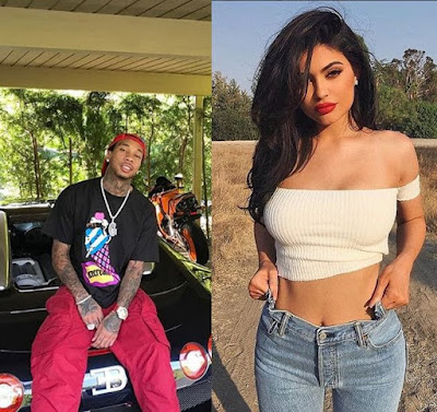 New photos of tyga and Kylie Jenner