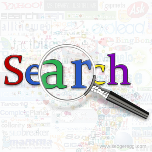 Pengertian Search Engine (Mesin Pencari) - SEO Gereggi