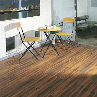 Greatmats Rustic Wood Grain Luxury Vinyl Tile Planks