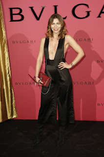 Masha Sedgwick at Bulgari Party at 2019 Berlinale in Berlin