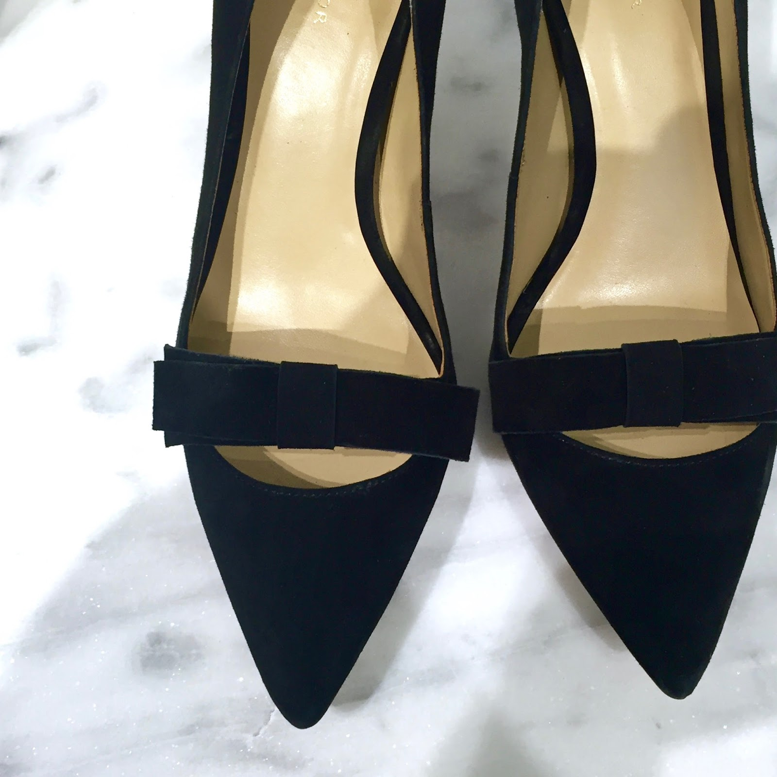 black pumps ann taylor