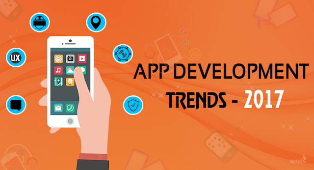 Mobile app technology trends 2017 - Mobel trends 2017 ...