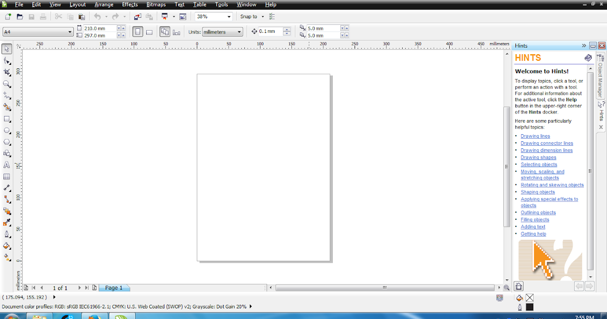 corel draw 14 full version with crack for windows xp