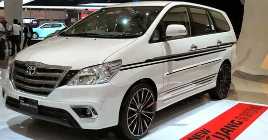Harga Mobil All New Vellfire Kijang Innova Venturer 2018 Baru Tahun 2014, Demak - Astra Toyota ...