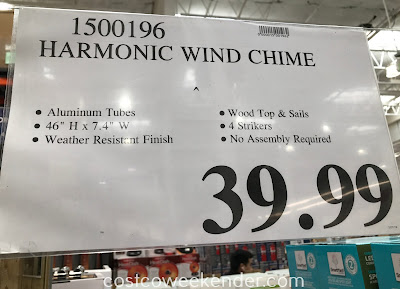 Deal for a Wind Chime at Costco