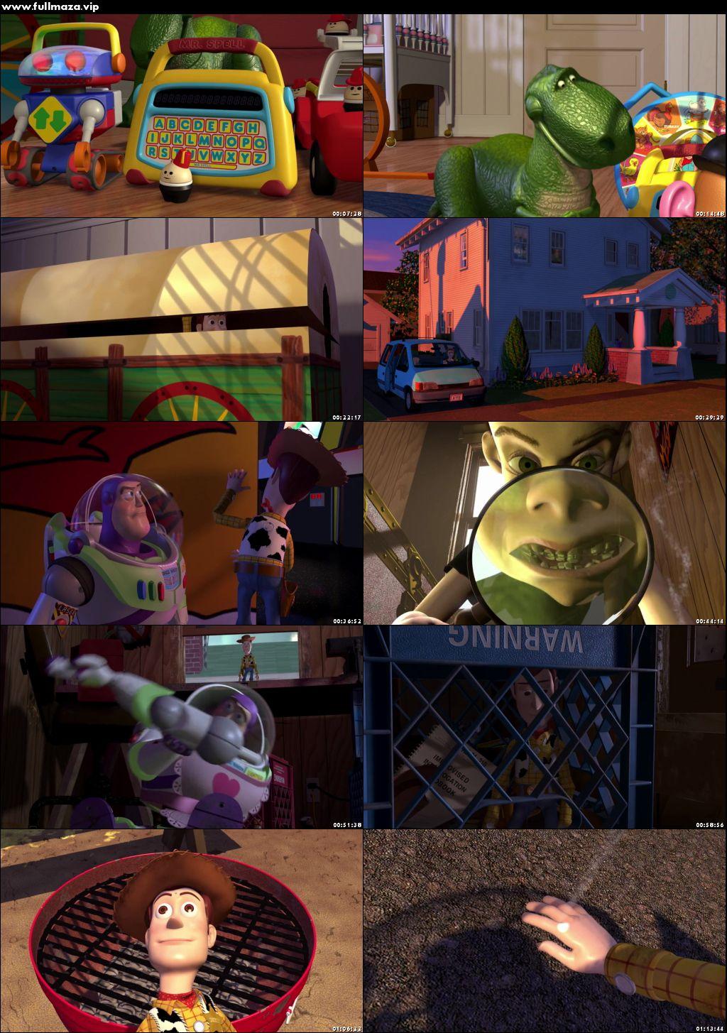 Toy Story 1995 Hindi Dual Audio Bluray  720P  480P -2552