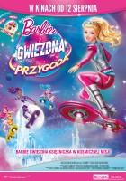 Barbie geiwzdna przygoda plakat film