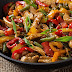 Resep Makan Malam Sehat Rendah Karbohidrat - Tumis Ayam Wijen