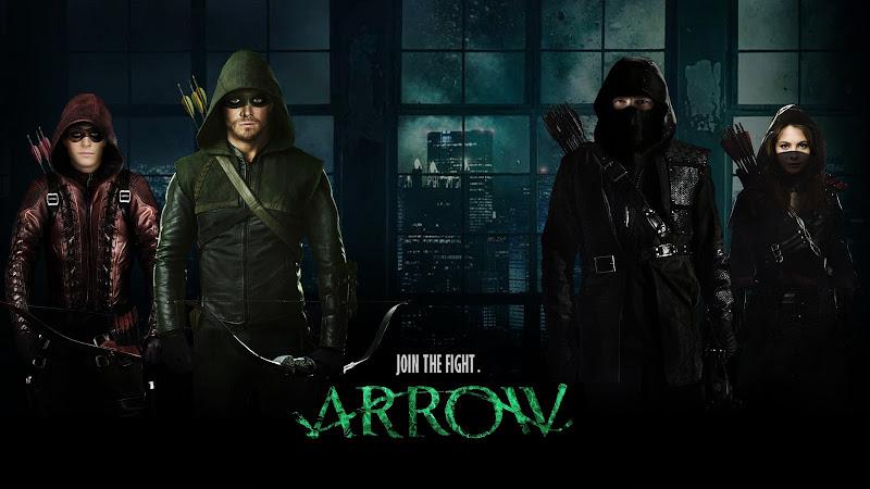 Arrow TV Series HD