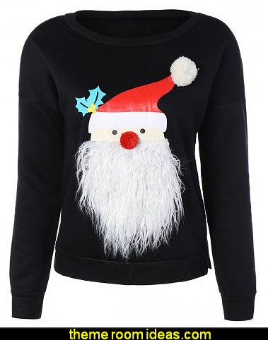ugly sweaters - Christmas ugly sweaters  - decorate yourself - womens ugly sweaters - ugly mens sweaters - embellished ugly sweaters - fun sweaters - novelty sweaters - Christmas party sweaters - quirky party sweaters -