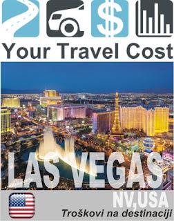 Las Vegas, SAD – Trošak