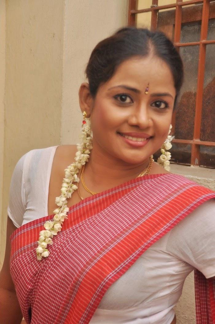 Tamil Mallu Actress Samanthi In Soorathengai Movie Spicy -1417