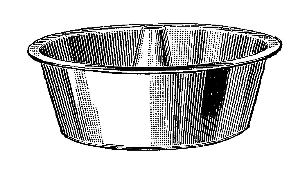 Funnel Cake Illustration