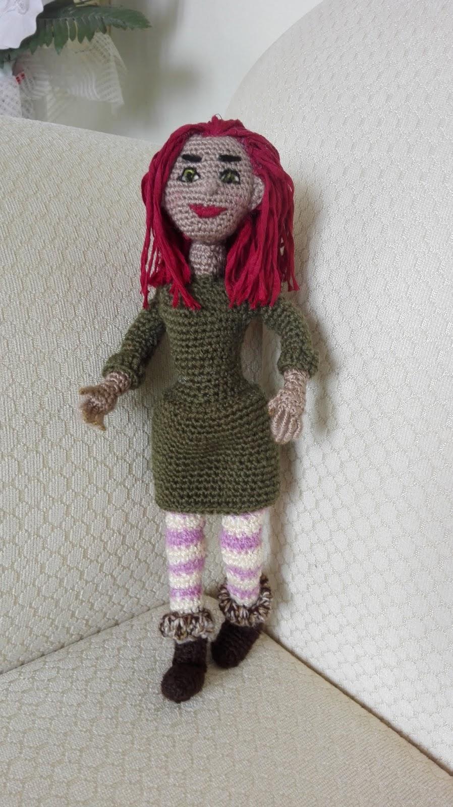 Dolgu Bebek Amigurumi el yapimi oyuncak – Önce Kadın   1600x898