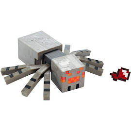 Minecraft Spider Survival Mode Figure