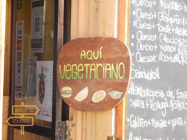 Restaurantes vegetarianos em San Pedro de Atacama