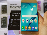 Samsung Galaxy A9 Pro: Solusi Selfie yang Berkualitas