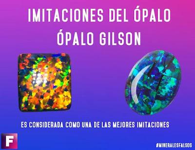 opalo gilson opal imitacion de opalo | foro de minerales