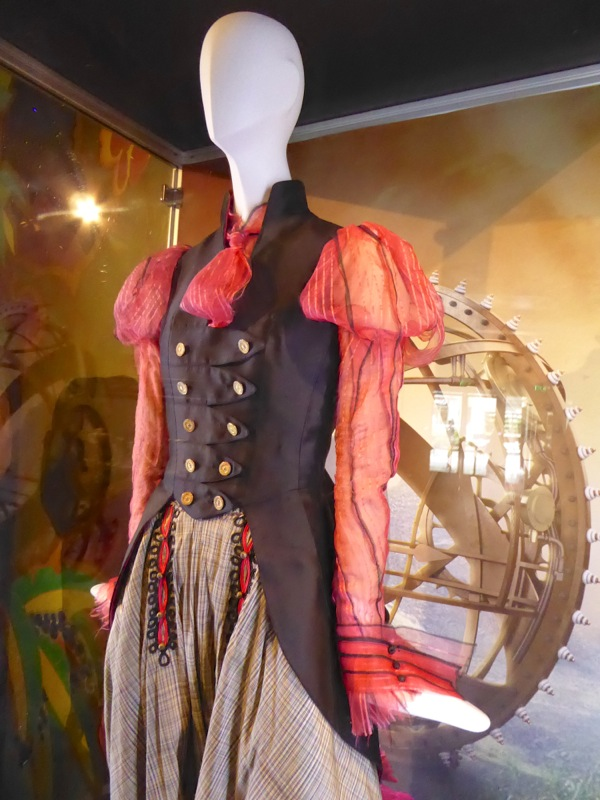 Alice Through the Looking Glass Ribbon Fantasy costume