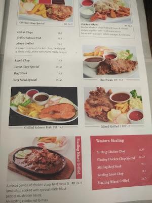 Tempat makan best di Petaling Jaya, Restoran Murni Discovery SS2