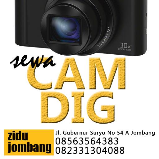 Penyewaan Kamera Digital Jombang | Zidu Jombang Rental