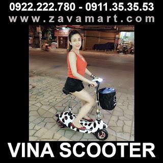 Xe điện mini VINA SCOOTER