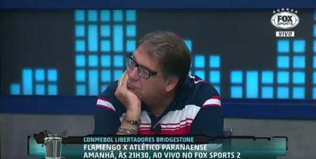 Luciano Faccioli no FOX Sports Rádio