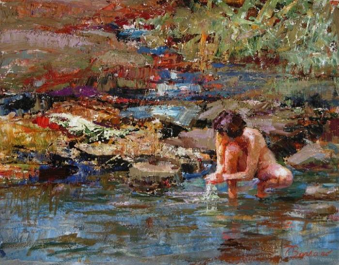 Ron Barsano. Современный американский художник 10
