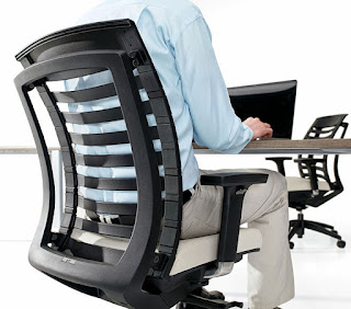 Responsive Office Chair