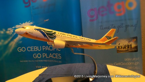 Buy More P&G Products, Fly More with Cebu Pacific GetGo