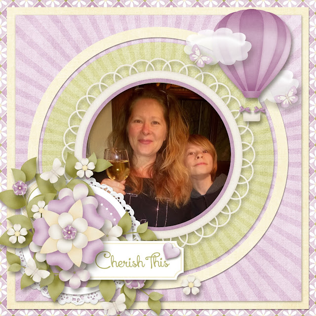 Little Moments and PuurFect Templates