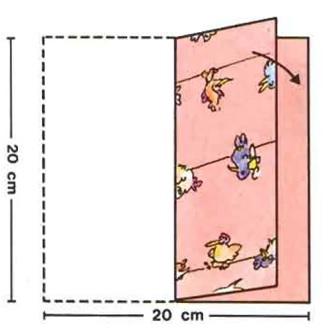 cómo hacer sobres con papel de regalo tutorial paso a paso para su elaboración