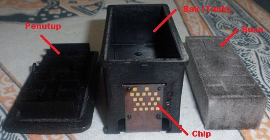 Solusi Tinta Hitam Tidak Keluar Pada Printer Canon Mp258 Akibat