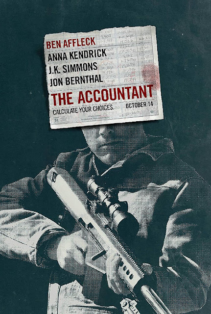 Sinopsis Film The Accountant (2016) - Ben Affleck, Anna Kendrick, J.K. Simmons