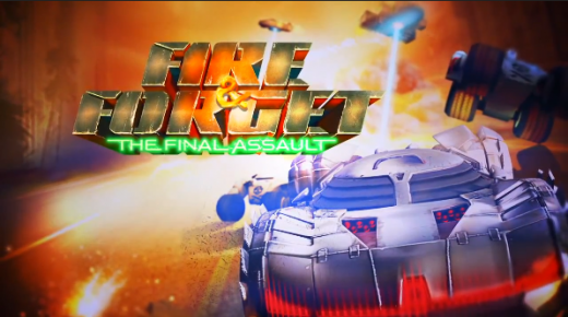 Fire & Forget The Final Assault PC Game Free Download Full Version