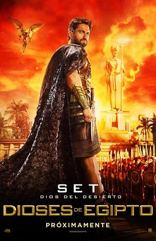 Các Vị Thần Ai Cập - Gods of Egypt (2016)