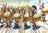 Antike - Das Verhältnis zwischen Makedonen und Griechen