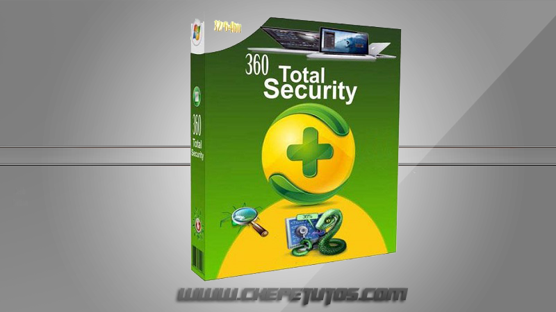 360 Total Security 9.2.0.1057 poster box cover