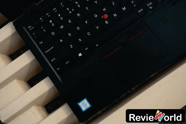 Lenovo ThinkPad L380 Yoga review
