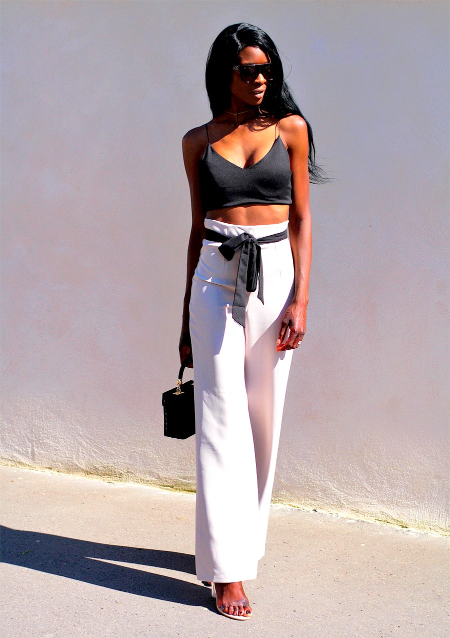 pantalon-taille-haute-crop-top-idee-look-chic-printemps-ete