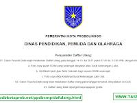 Persyaratan Daftar Ulang PPDB SMPN Kota Probolinggo, cek Status kelulusan PPDB disini