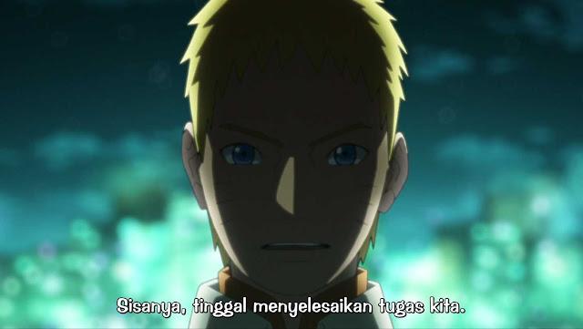 Boruto: Naruto Next Generations Episode 46 Subtitle Indonesia